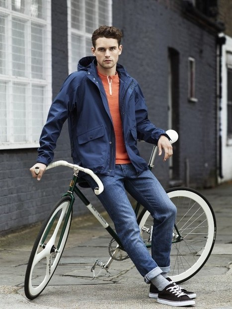 Looking Good on the Bike: Cycling Fashion | Men's Fashion | Scoop.it