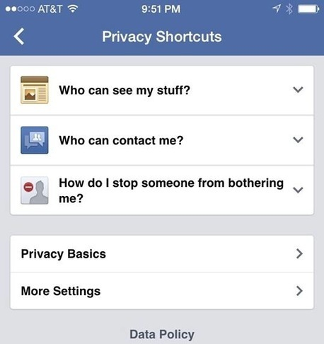 No, Sharing a Post on Facebook Won't Protect Your Privacy (Here's What You Can Do) | Social Media Marketing Superstars | Scoop.it