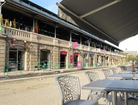 Halles : pas d'ascenseur mais du stationnement pour personnes à mobilité réduite   Niort un centre ville attractif   Scoop.it