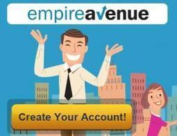 Empire Avenue - The social networking game! | The Perfect Storm Team | Scoop.it