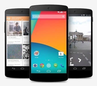 Nexus 5 Android 4.4.1: new camera vs. old Camera [Video] | Android Smartphone News | Scoop.it