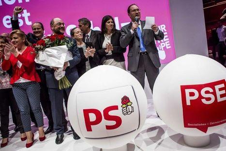 Le PS donne le coup d'envoi de sa campagne européenne | Élection européennes : candidatures et campagnes | Scoop.it