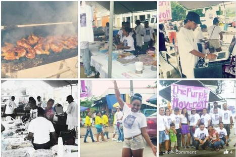 Purple Movement's BBQ Fundraiser | Recreation and Leisure in London | Scoop.it