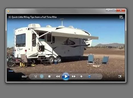11 Quick Little RVing Tips from a Full Time RVer - Love Your RV! | Going Full-Time? | Scoop.it