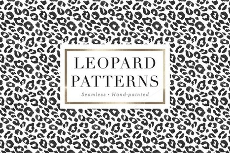 Free Download Leopard Patterns ($7 value) - Free EGoods Host | Software Giveaway and Deals | Scoop.it