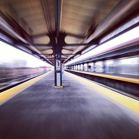 New York City Photo Impressions | Brooklyn Subway Station | New York City Photo Impressions | Scoop.it