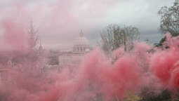 Pink smoke in Rome.... to call for women's equality in church | A Voice of Our Own | Scoop.it