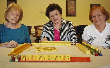Snitch ruins grannies' mahjong games but gives them moment of fame as ... - Miami Herald | CLOVER ENTERPRISES ''THE ENTERTAINMENT OF CHOICE'' | Scoop.it