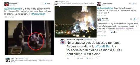 Pourquoi tant de rumeurs naissent-elles pendant les attentats? | Le Figaro | CLEMI. Infodoc.Presse  : veille sur l'actualité des médias. Centre de documentation du CLEMI | Scoop.it