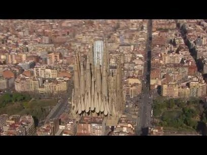 Video Depicting the Final Stages of Construction of the Sagrada Familia in Barcelona | Cris Val's Favorite Art Topics | Scoop.it