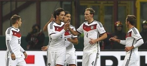 La favorita del Mondiale: Germania, You Can Do It! | Pronostici di piazza | Scoop.it