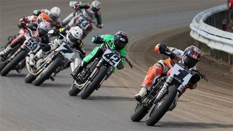 Another Way to Watch AMA Pro Flat Track in Select TV Markets - Cycle News | California Flat Track Association (CFTA) | Scoop.it