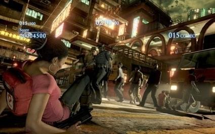 Resident Evil 6 And Left 4 Dead 2 Crossover DLC Revealed In A Trailer   SECTEUR DES JEUX-VIDEO   Scoop.it