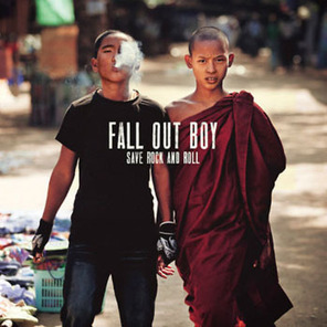 Fall Out Boy Debuts At No. 1 On Billboard 200 - Hollywood Reporter   Music   Scoop.it