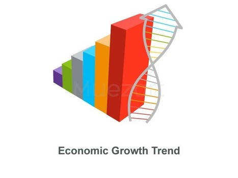 Economic Growth Trend - Mac Keynote Slides | Current Events | Scoop.it