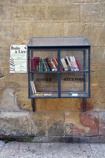 Recyclivre.com lance son annuaire collaboratif pour recenser les boîtes à livres   Lecteurs en communautés et lecture sociale   Scoop.it