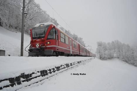 Allegraderzüge | Rhätische Bahn Today | Scoop.it