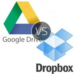Google Drive vs Dropbox – The future of cloud storage | 21st Century Instruction | Scoop.it