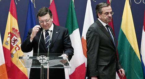 La crise de la zone euro, une crise grecque mal gérée | Ma revue de presse | Scoop.it