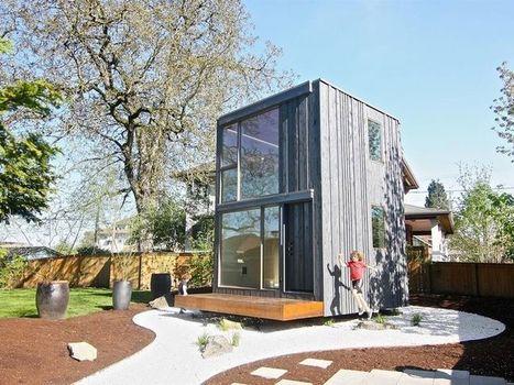 Puso una casa sobre rieles y se aseguró sol todo el año | retail and design | Scoop.it