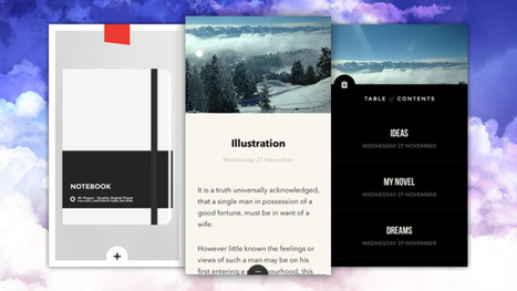 Pad & Quill Notes Is a Beautiful Note-Taking App for iPhone and iPad - Lifehacker | Mobile Apps | Scoop.it