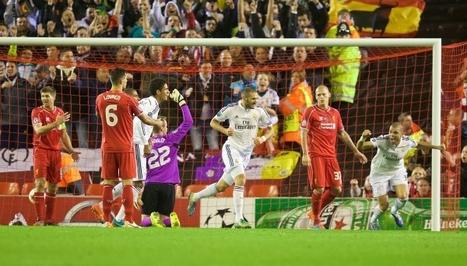 Review : Liverpool Dihajar oleh Sang Juara Bertahan   Kopites Tribune   Kopites Tribune   Scoop.it