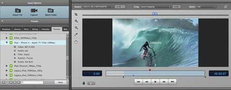 Sorenson Squeeze 8 « « Layers Magazine Layers Magazine | video encoding | Scoop.it