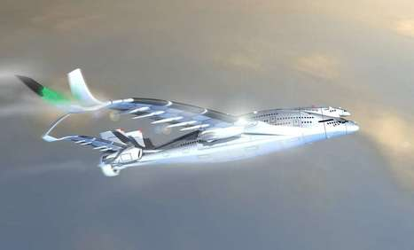 Is This Weird 3-Story Solar Powered Jet The Airliner Of The Future? | Discover Sigalon Valley - Where the Tags are the Topics | Scoop.it
