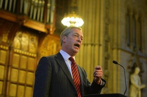 Parts of Britain 'unrecognisable' due to immigration: UKIP leader