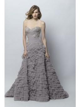 WTOO 18713 Dove   Wedding Dresses   Scoop.it