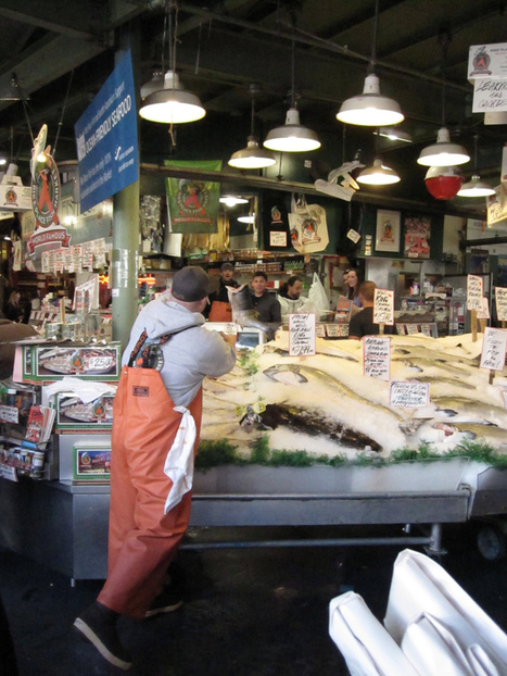 Cook the Books! Good Fish: Clams and Black Cod!   oh, briggsy...   Sustainable Sushi   Scoop.it