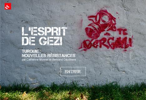 L'esprit de Gezi | Nouveaux formats | Scoop.it