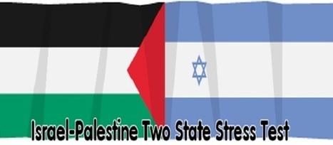 Israel y Palestina: la solución de los dos estados a examen   ECFR ...   conflicto palestina-israel   Scoop.it
