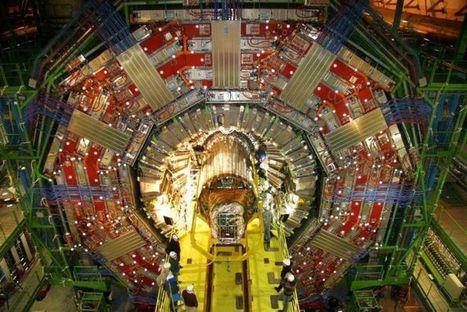 Scientists close in on possible 'God particle' | ten Hagen on Social Media | Scoop.it
