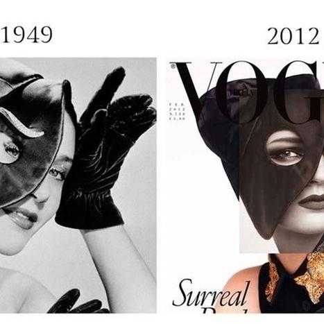 La denuncia: i fotografi di moda copiano i grandi di ieri - Today | Notozie fotografiche | Scoop.it