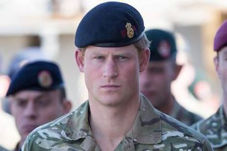 Prince Harry returns to Afghanistan for Remembrance Day service | Team Tommy Support Group | Scoop.it