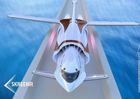 Flying 10 Times the Speed of Sound, Supersonic 'Skreemr' Jet Could Fly from New York to London in 30 Minutes - Industry Tap | Vous avez dit Innovation ? | Scoop.it