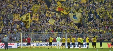 What draws English fans to Dortmund? | Where we are going | Scoop.it