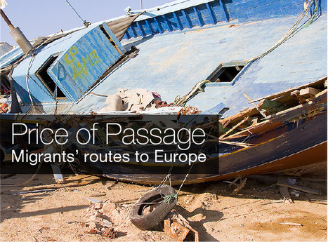 Interactive: The price of passage | Global Affairs & Human Geography Digital Knowledge Source | Scoop.it