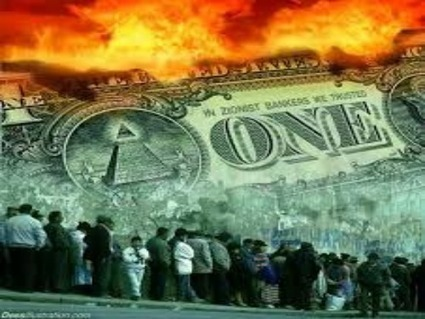 4 Things That Are Happening Today That Indicate That a Deflationary Financial Collapse Is Imminent | The Daily Sheeple | Global politics | Scoop.it