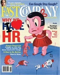 Who Are the 5.6 Million Who Work in HR & Recruiting? | OD | Scoop.it