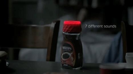 Nescafé met un réveil dans son bouchon | Food and Beverage Market | Scoop.it