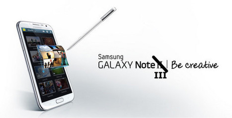 Samsung Galaxy Note III To Feature More Advanced 13 MP Camera - PcGin | PcGin - PC, Gadgets, Tablets, Phones, Laptops | Scoop.it