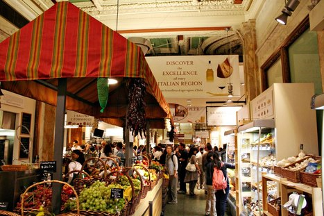 Eataly ....the new little Italy in NYC! | More Than Just A Supermarket | Scoop.it