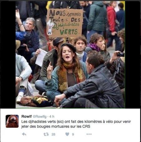 Non, cette image et ce slogan ne datent pas de dimanche | Images fixes et animées - Clemi Montpellier | Scoop.it