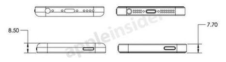 Leaked Photo Diagrams of Apple's Upcoming iPhone Light and iPhone 5s - | iPhone 5S Release Date | Scoop.it
