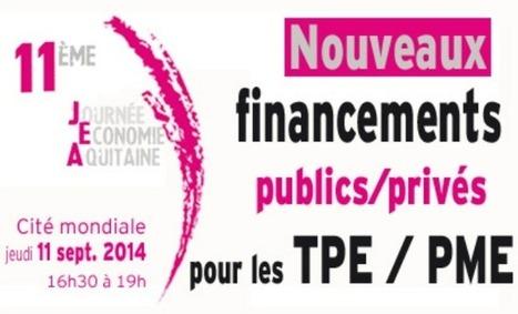 La journée de l'économie aquitaine va s'intéresser aux nouveaux financements publics-privés | Revue de presse : l'agriculture en Aquitaine | Scoop.it