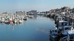 Sept ports de plaisance bas-normands reçoivent le pavillon bleu 2013 - France 3 Basse-Normandie | Cap West dans les médias | Scoop.it