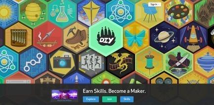 Apprendre à faire soi-même : idées d'activités | Formation et culture numérique - Thot Cursus | DIY-Fablab-Makers-Innovation | Scoop.it