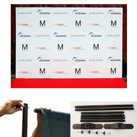 Step and repeat banners Los Angele | Aahs Signs | Scoop.it